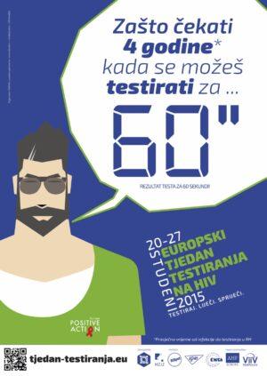 Europski tjedan testiranja 2015-poster