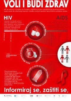Voli i budi zdrav -Svjetski dan AIDSA-a 2015.