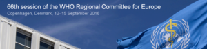 66th Session of the WHO Regional Committee for Europe