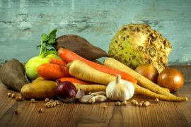 nutritionally valuable food
