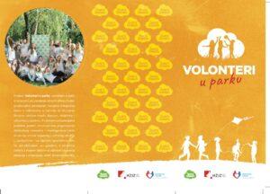 Okoliš i zdravlje - Volonteri u parku