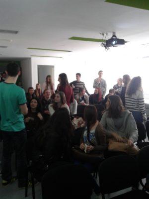 Radionica za mlade 2015