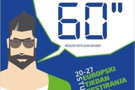 Europski tjedan testiranja na HIV 2015