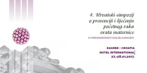 4. Hrvatski simpozij o prevenciji i liječenju početnog raka vrata maternice