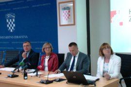 Hrvatski zavod za javno zdravstvo, Ministarstvo zdravstva i Vladin ured za suzbijanje zlouporabe droga