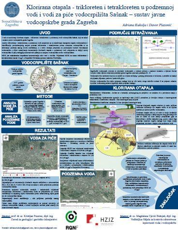 studentski rad o javnoj vodoopskrbi u Zagrebu
